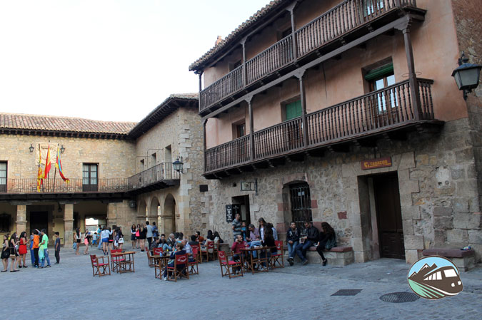 Playa Mayor de Albarracín
