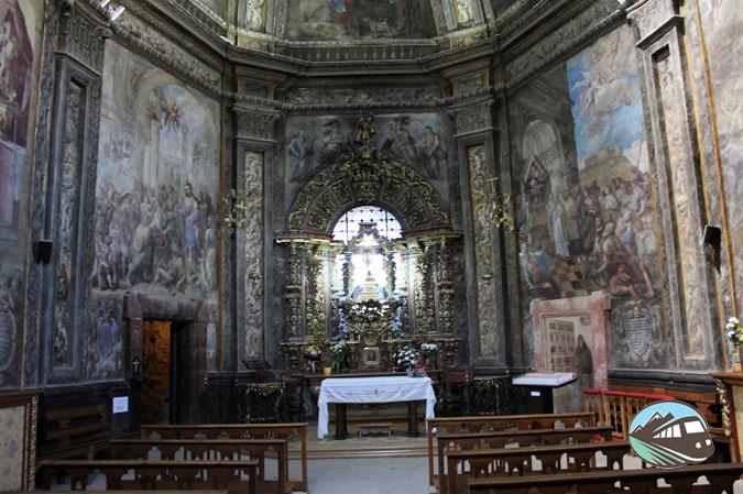 Ermita de San Saturio - Soria