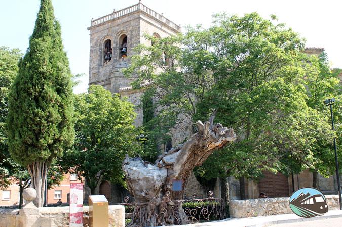 Iglesia de Nuestra Señora del Espino - Soria