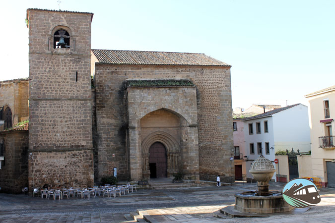 Iglesia de San Nicolás - Plasencia