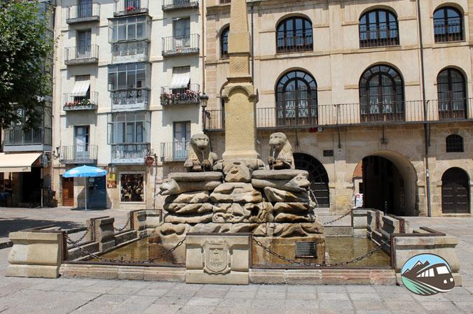 Fuente de los Leones - Soria
