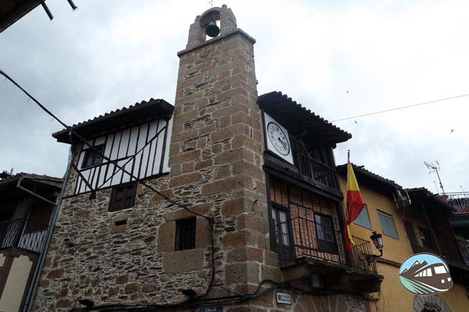 Torre del reloj – Sotoserrano