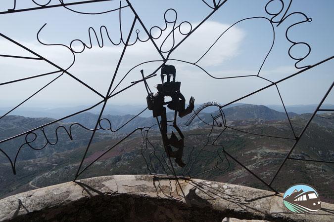 Mirador de Santiago - Peña de Francia