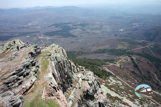 Panorámica de la Sierra de Francia
