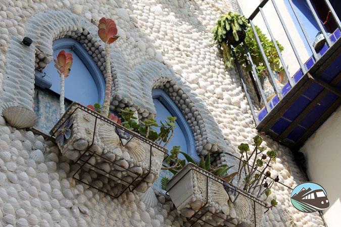 Casa de las Conchas - Peñíscola
