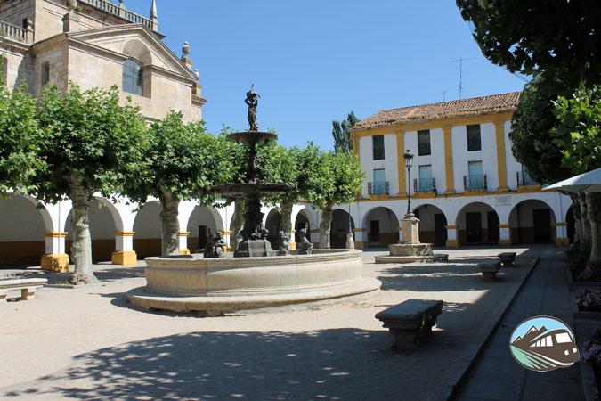 Plaza del Buen Alcalde - Ciudad Rodrigo