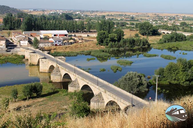 Puente Mayor de Ciudad Rodrigo