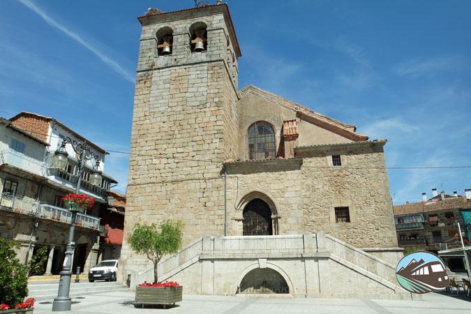 Iglesia del Salvador de Béjar