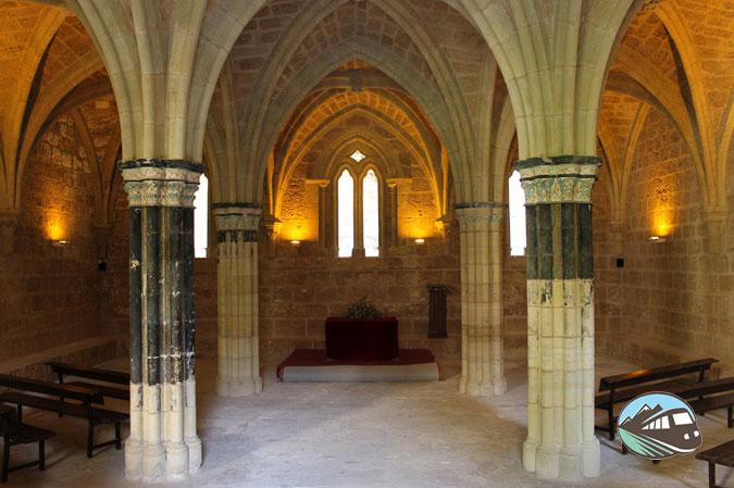 Sala Capitular – Monasterio de Piedra