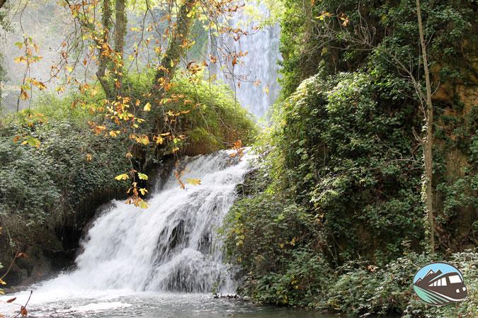 Baño de Diana - Parque del Monasterio de Piedra