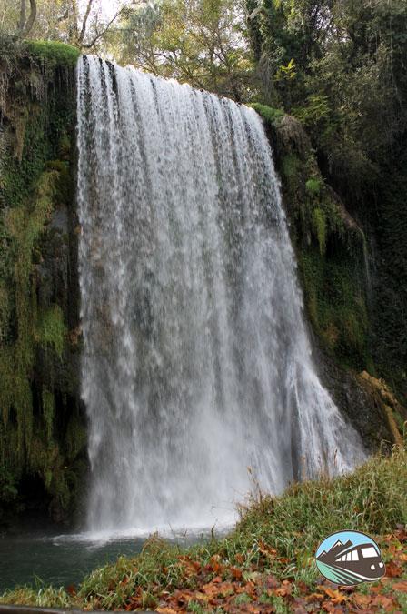 Cascada Caprichosa – Parque del Monasterio de Piedra
