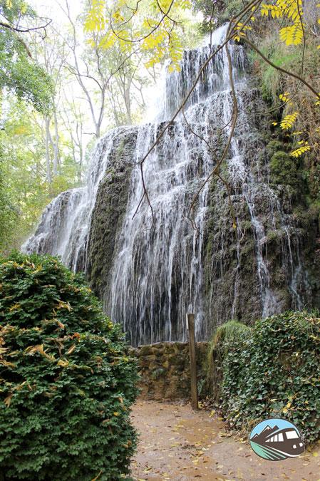 Cascada Trinidad – Parque del Monasterio de Piedra