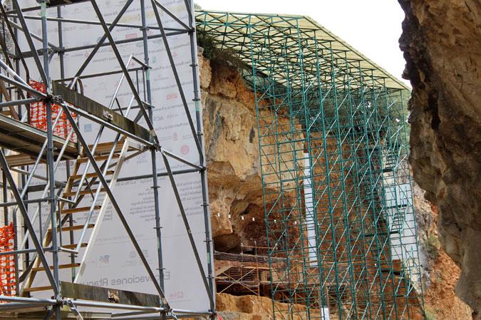 Yacimiento de Atapuerca – La Galería