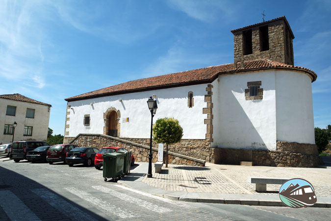 Iglesia de Santiago de Béjar