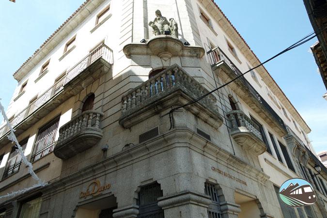 Palacio singular de Béjar