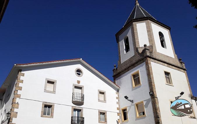 Santuario de la Virgen del Castañar - Béjar