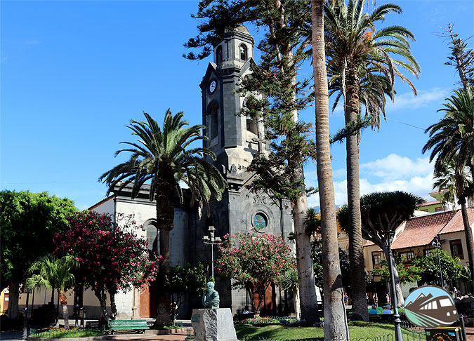 Iglesia de Nuestra Señora de la Peña de Francia - Puerto de la Cruz