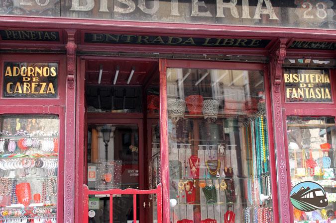 Bisuteria Otero - Locales Centenarios de Madrid