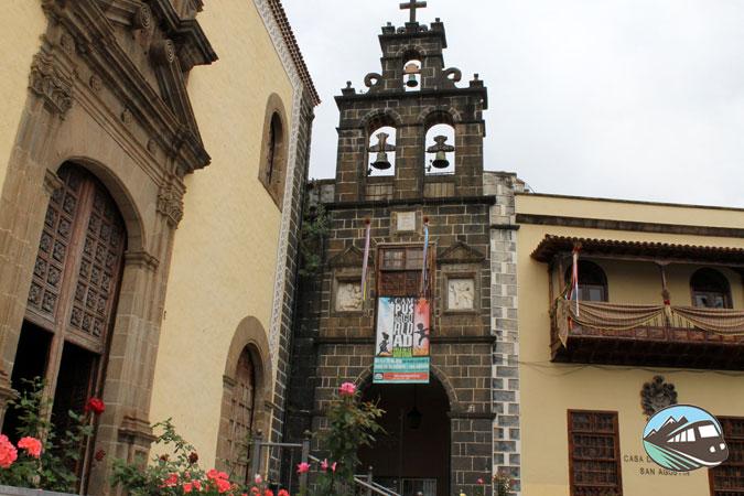 Plaza de la Constitución - La Orotava