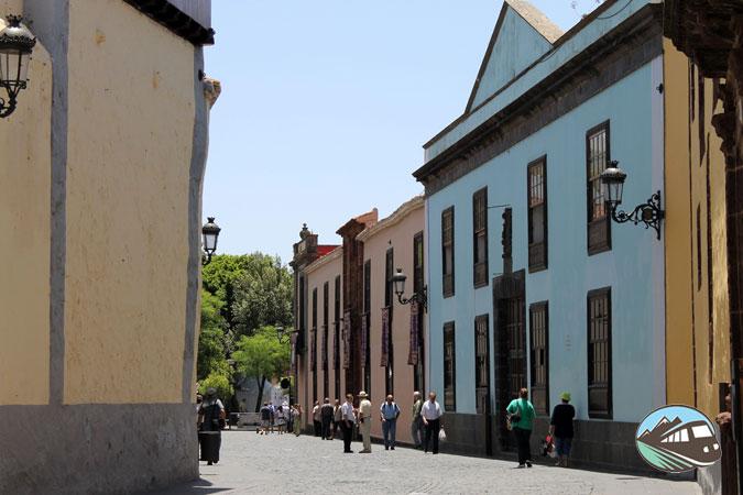 Calle La Carrera – San Cristóbal de la Laguna