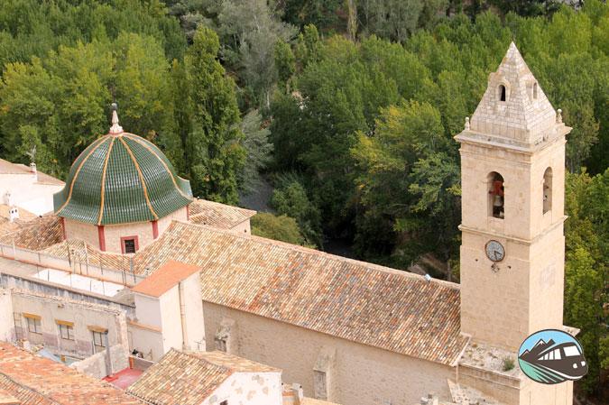 Iglesia parroquial - Alcalá del Júcar