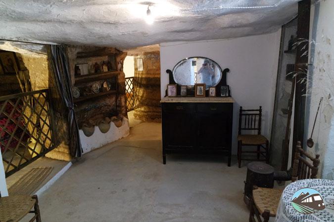 Casa-cueva - Alcalá del Júcar