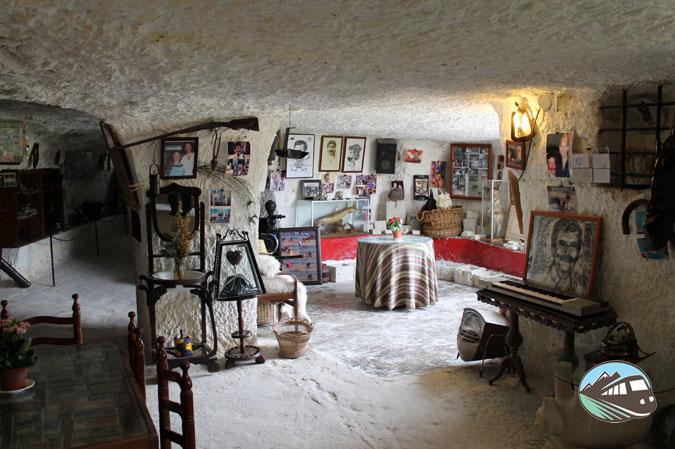 Cueva Diablo - Alcalá del Júcar