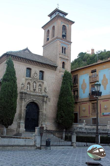 Iglesia de Santa Ana - Granada
