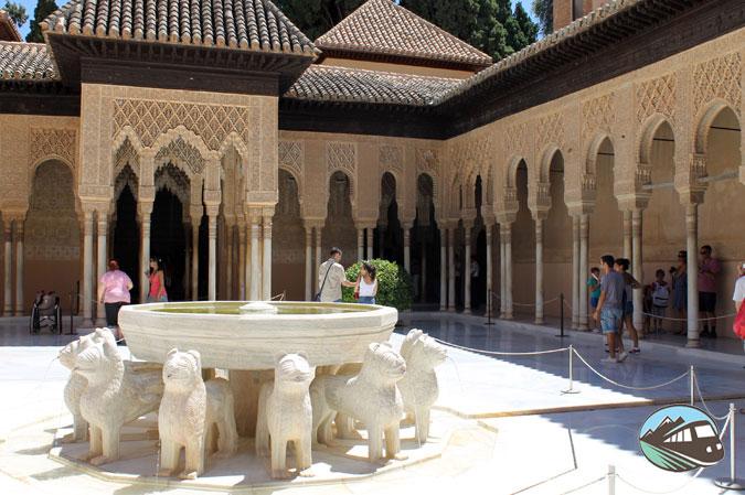 Palacio de los Leones – La Alhambra
