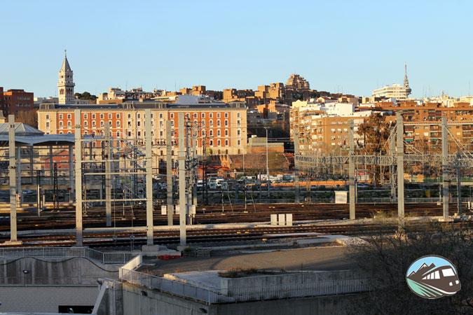 Vistas Rafaelhoteles Atocha