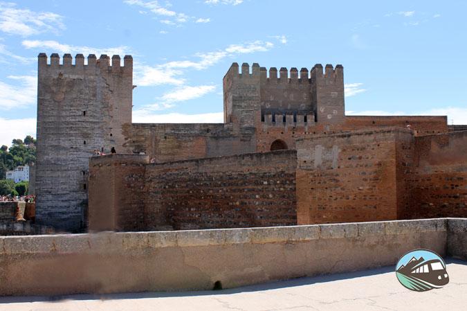 La Alcazaba – La Alhambra – La Alhambra