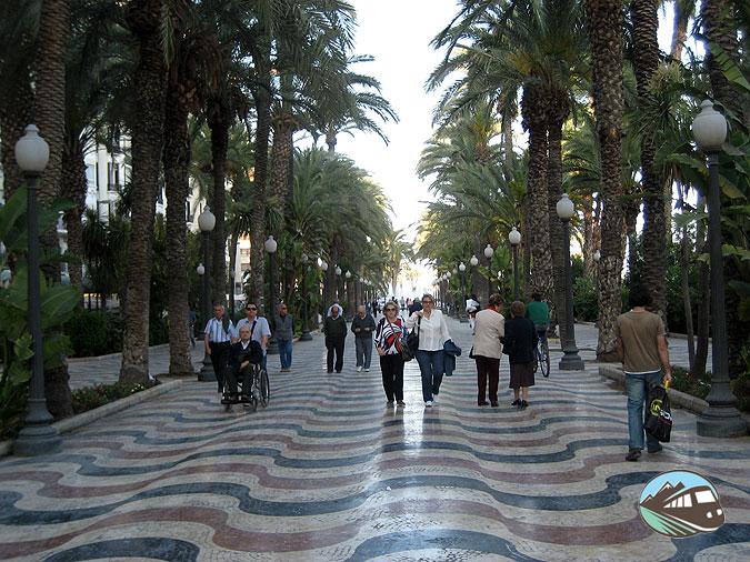 Explanada de España - Alicante
