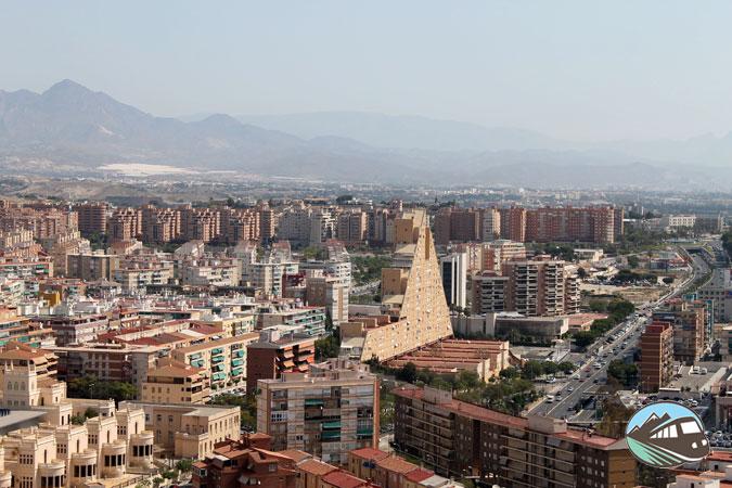 Vistas de Alicante