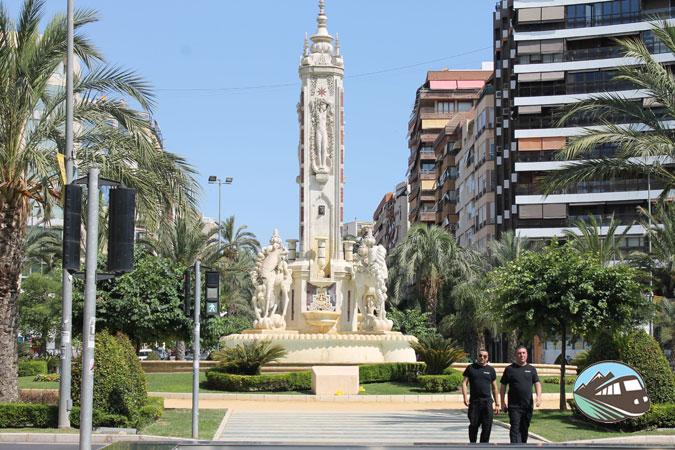 Plaza de los Luceros