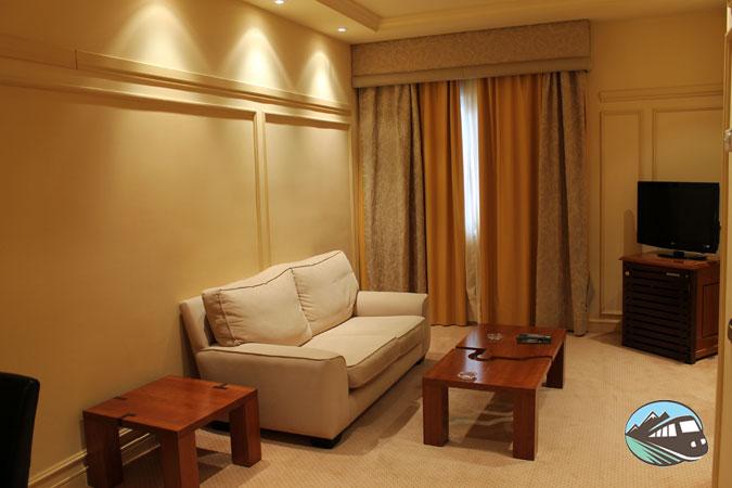 Hotel Olid Valladolid – Suite Imperial