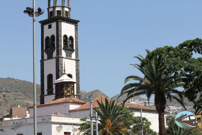 Iglesia de la Concepción - Santa Cruz de Tenerife