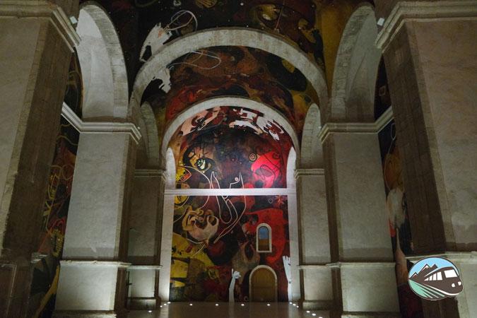 Iglesia de San Juan Bautista - Alarcón