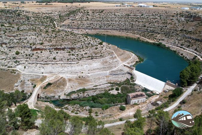 Vista desde el Castillo - Alarcón