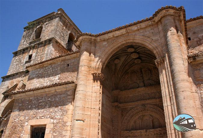 Iglesia de la Santa Trinidad - Alarcón