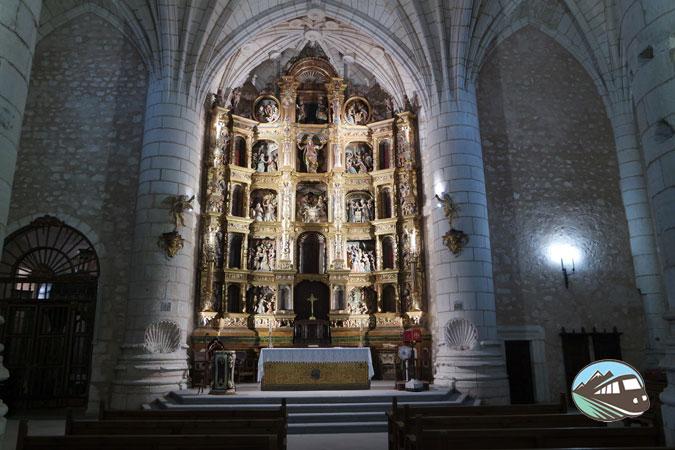Iglesia Santa María - Alarcón