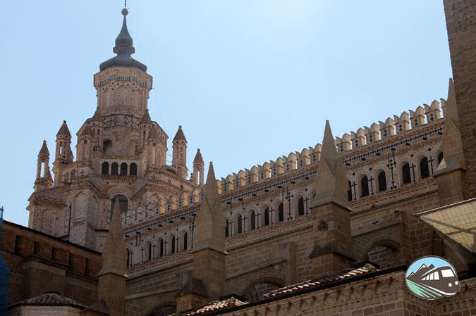 Catedral de Nuestra Señora de la Huerta - Tarazona