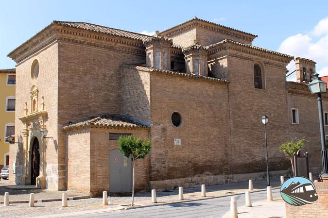 Ermita de la Virgen del Río - Tarazona