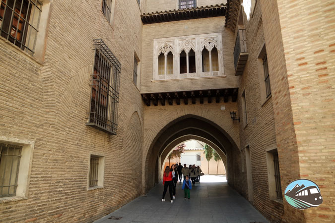 Arco del Deán - Zaragoza