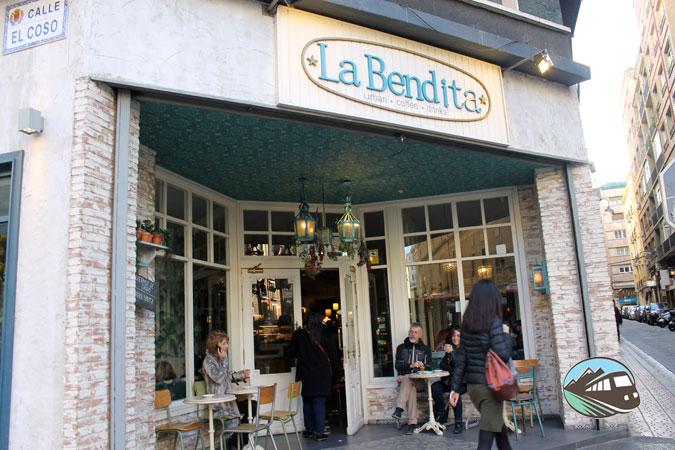 La Bendita – Zaragoza
