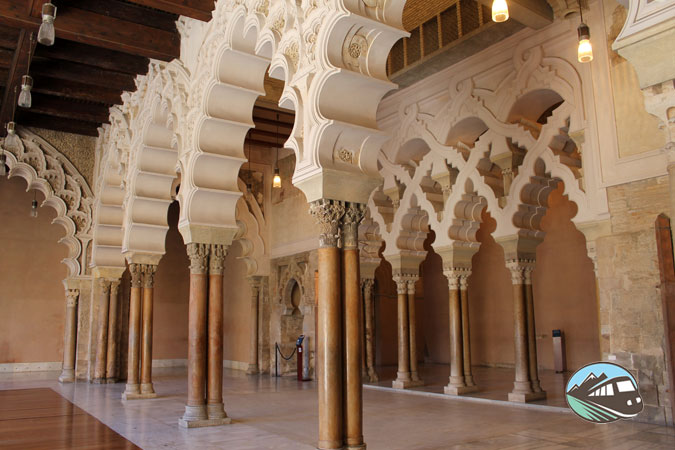 Palacio Aljafería - Zaragoza