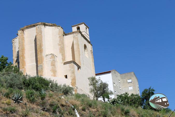 Iglesia Nuestra Señora de la Encarnación - Setenil de las Bodegas