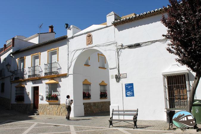 Plaza de Andalucía - Setenil de las Bodegas