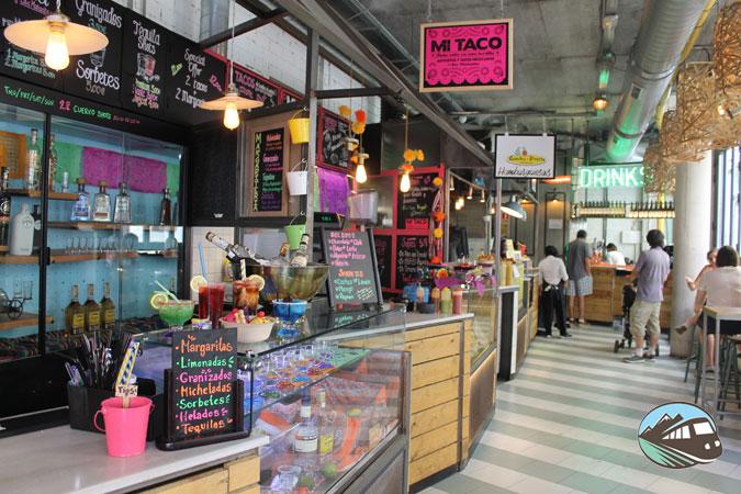 Mercado de San Ildefonso – Madrid