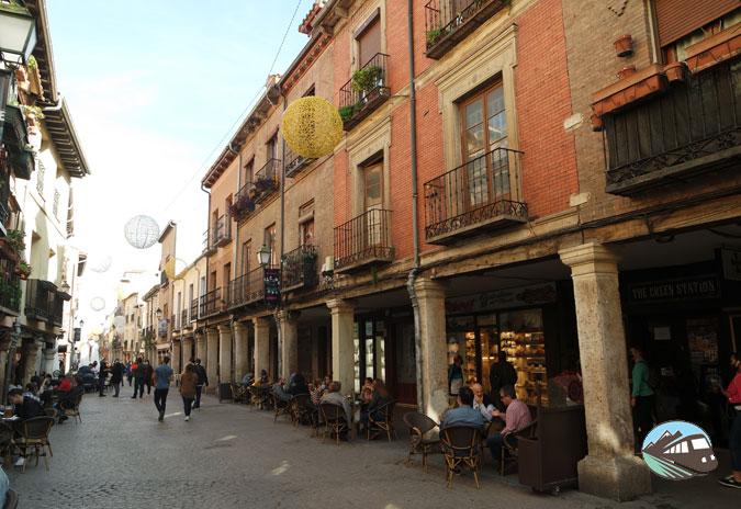 Calle Mayor - Alcalá de Henares
