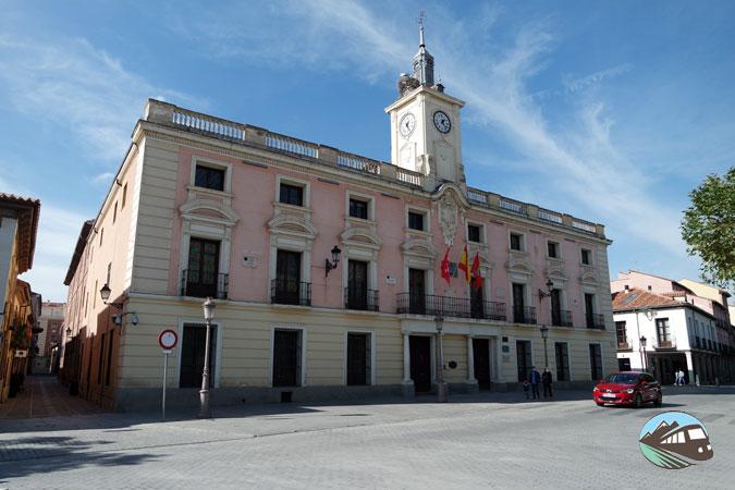 Ayuntamiento - Alcalá de Henares